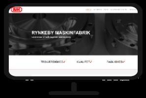 Rynkeby maskinfabrik reference